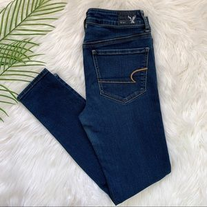 American Eagle Super Stretch Jeggings 8